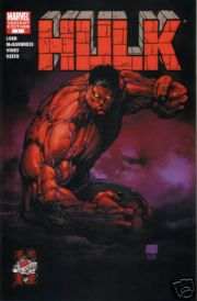 Hulk #1 Red Wizard World Los Angeles Michael Turner Variant WWLA Marvel comic book